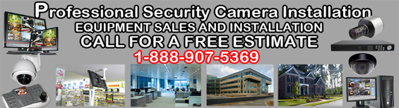 Security Camera Systems Installation Sacramento