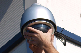 reliable security camera repair
